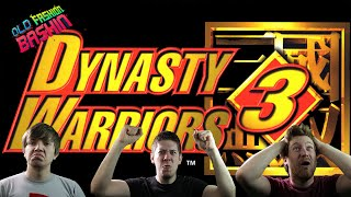 Dynasty Warriors 3!
