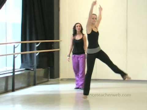 Musical Theatre - Dance Teacher Web Presents Jessica Rizzo