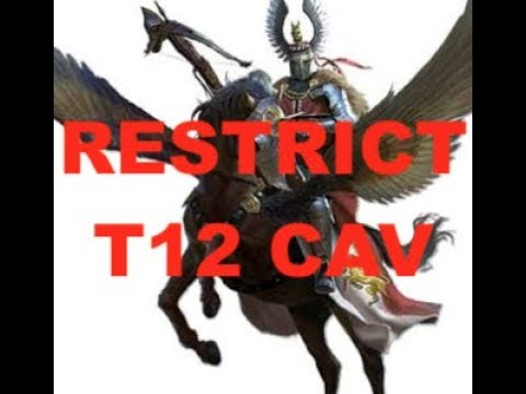 Clash Of Kings : Stopping T12 Cavalry - Defense Formations