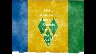 Vincy mas soca mix 2016 watch thing!!