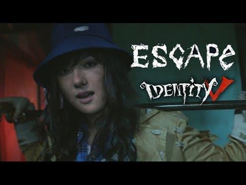 หนี (Escape) พลอยชมพู (Jannine Weigel) Ft. YB & DIAMOND Identity V - วันที่ 26 Jan 2019