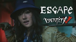 หนี (Escape) พลอยชมพู (Jannine Weigel) Ft. YB & DIAMOND 【Identity V】