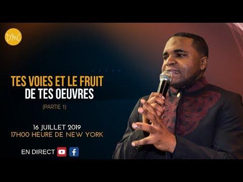 Tes Voies Et Le Fruit De Tes Oeuvres