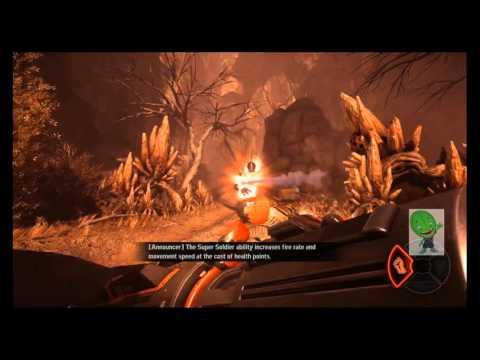 Evolve- Hunt those monsters!