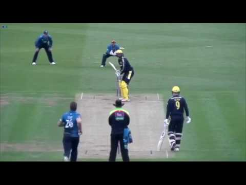 Unbeaten Alsop Century Steers Hampshire To Opening One-Day Cup Win