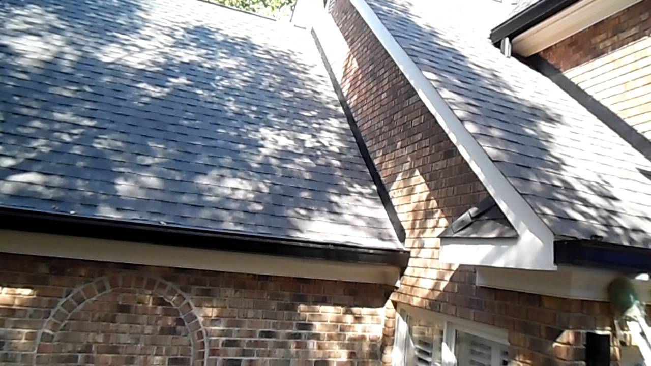 Completed Roof Skirt Flashing Rain Go Exteriors Roofing