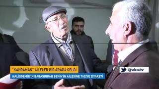 (0.04 MB) Halisdemir'in Babasından Sekin'in Ailesine Taziye Ziyareti Mp3