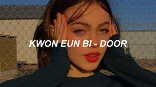 권은비(KWON EUN BI) - 'Door' Easy Lyrics