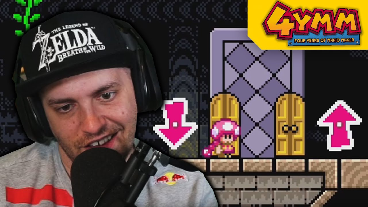 These Anniversary Levels are UNBELIEVABLE | Super Mario Maker 2 4YMM