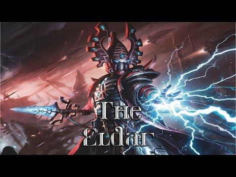 The Eldar, 40k Lore