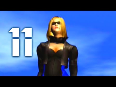 """(PS2) 'ICE' """"Cy Girls"""" Playthrough part 11 -INFILTRATION-"""
