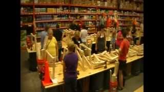 Home Depot Do It Herself Adirondack Chair Workshop Store #0247