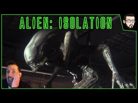 ALIEN: ISOLATION - SCARY MOMENTS / JUMPSCARE COMPILATION #1 (SPOILERS)