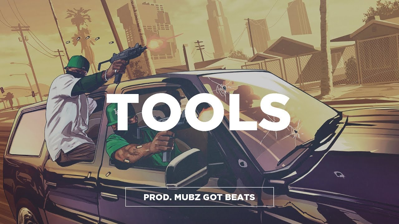"(Free) Young MA Type Beat - ""Tools"" 