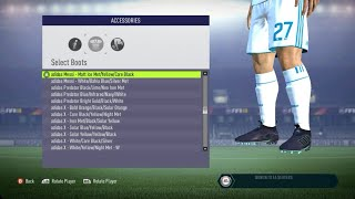 FIFA 18 new boot pack for FIFA 14