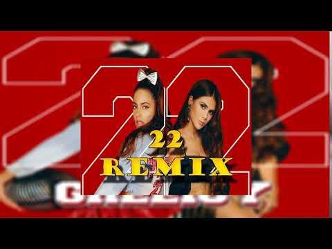 TINI, Greeicy - 22 (Remix)