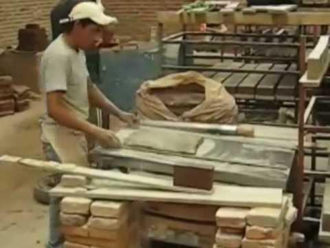 Wie werden mexikanische fliesen hergestellt youtube - Mexikanische fliesen ...