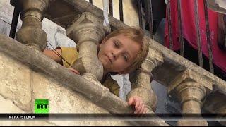 Прекращение огня в Сирии: у жителей Алеппо появилась хрупкая надежда на мир