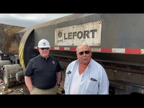 LEFORT America - Interview S.Greenberg, Owner of Guaranteed Auto & Truck Parts. Proud customer.