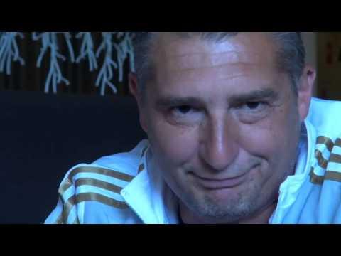 Daniele Massaro - HJK vs. Milan Glorie interview