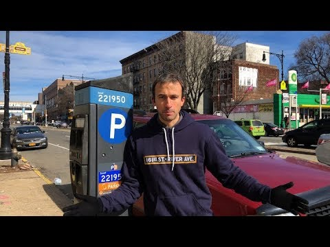 Section420: Talkin' Yankees - Stadium Street Parking