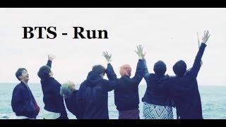 BTS (방탄소년단) - RUN LYRICS
