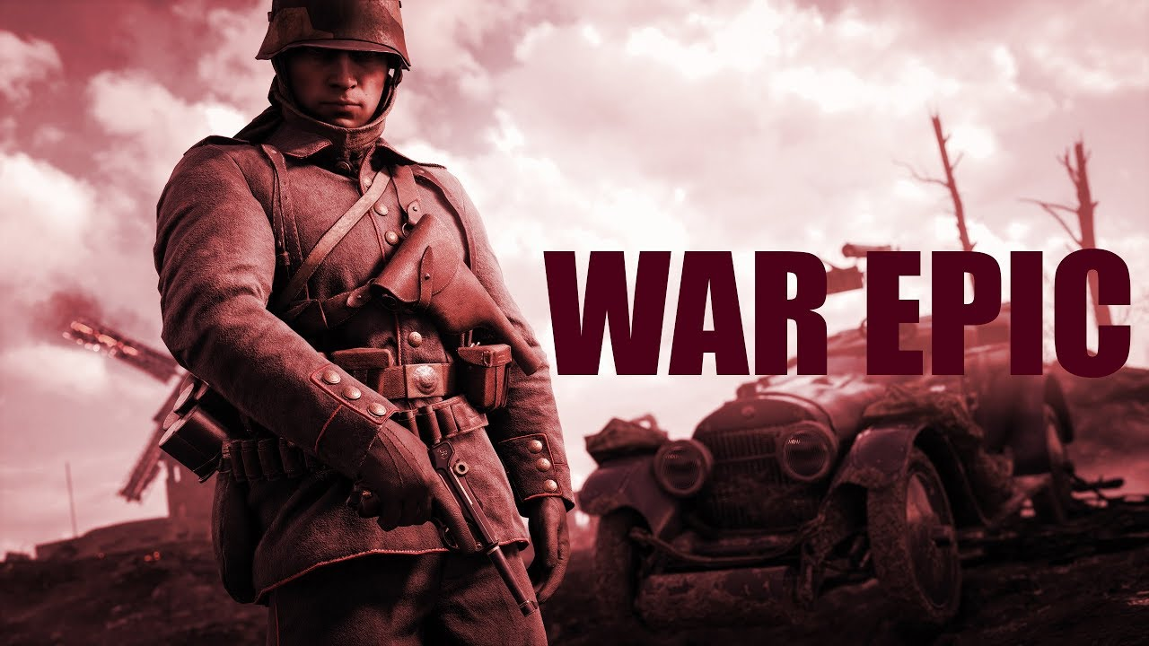 """Tears of War"" Epic Music! Most Powerful Military soundtracks MegaMix"