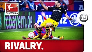 Bayern München vs. Borussia Dortmund – A Historic Rivalry - Advent Calendar 2015 Number 19