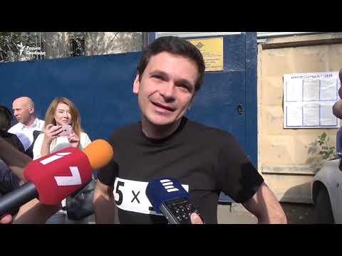 Илья Яшин: «Явернулся!»