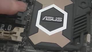 Ремонт ASUS SABERTOOTH 990FX R2.0 (Часть 3)