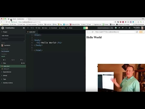 So You Want To Be A Web Developer? - Workshop 1
