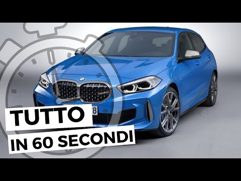BMW Serie 1 M135i xDrive | Tutto in 60 secondi