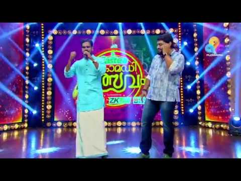 Comedy Utsavam│Flowers│Ep# 124