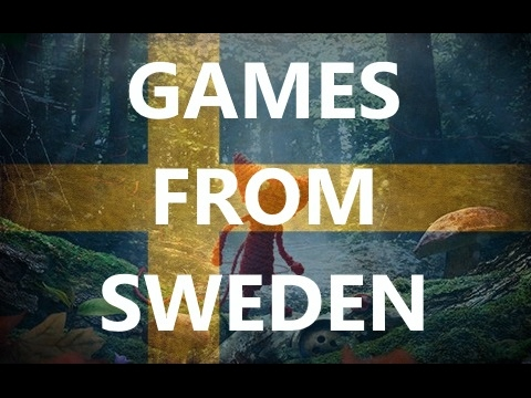Games From Sweden - The Talent In The Swedish Game Industry
