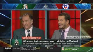 (1/2) Analisis del MEXICO vs CHILE - Juego Amistoso - Futbol Picante thumbnail