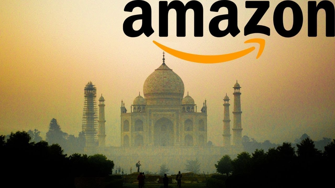 Amazon expands its online grocery business to India