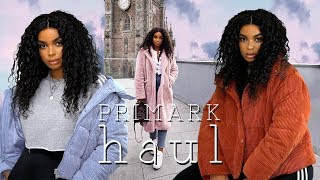 HUGE PRIMARK A/W HAUL | Coat, Knits + More...