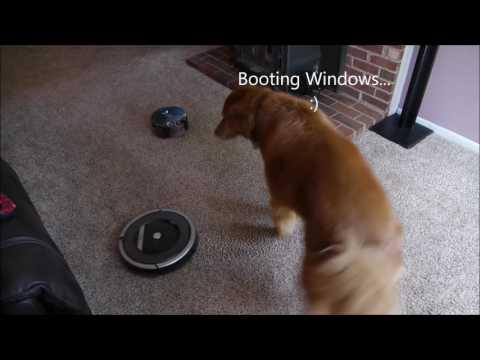Dyson 360 Eye vs Roomba 880 - A Review