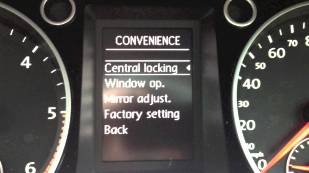 sharan central locking wiring diagram [ 1280 x 720 Pixel ]