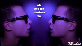 Napoleon i Juice ft. Marko Moreno - Sta da radim sad (Lyrics 2013)