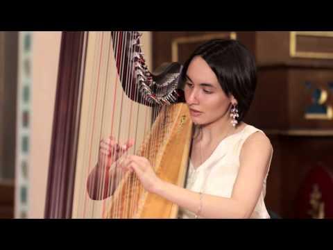 Lisa Marie - Wedding March - Harp