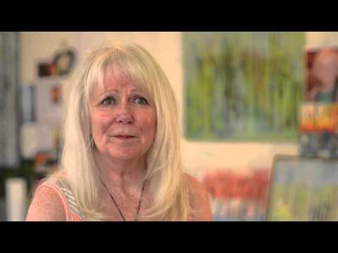 Lisa Adams Reed -Cold Wax Artist