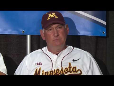 Minnesota NCAA Postgame  John Anderson, Micah Coffey, Matt Fiedler 6.3.16