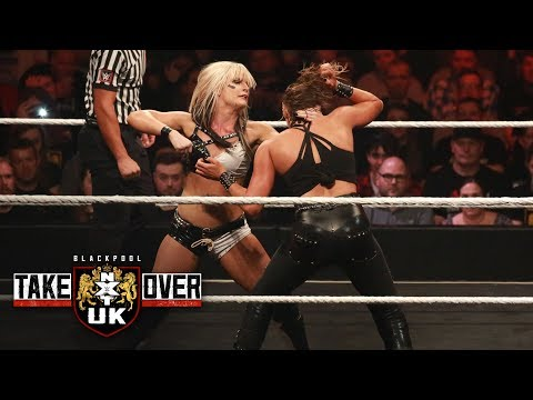 Toni Storm and Rhea Ripley slug each other into exhaustion: NXT UK TakeOver: Blackpool (WWE Network)