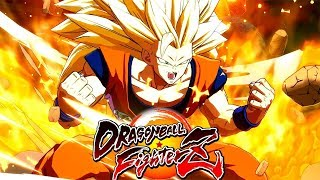 DRAGON BALL FIGHTER Z BETA