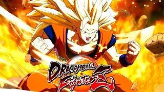 DRAGON BALL FIGHTER Z BETA