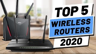 Top 5 BEST Wireless Router of (2020)
