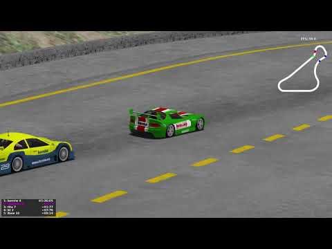TORCS: CG Speedway 1