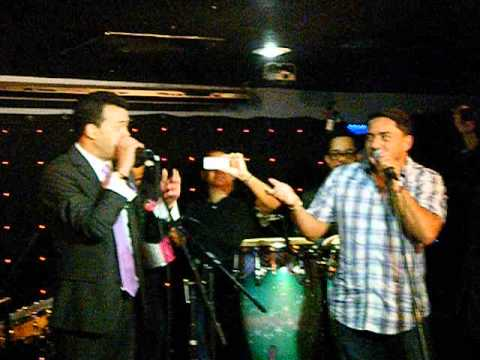 8 alex bueno ft manny manuel en vivo salsa latina night for Alex bueno salsa jardin prohibido