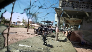 أخبار عربية | إشتباكات عنيفة بين القوات العراقية ومسلحي #داعش بمحيط جامع #النوري